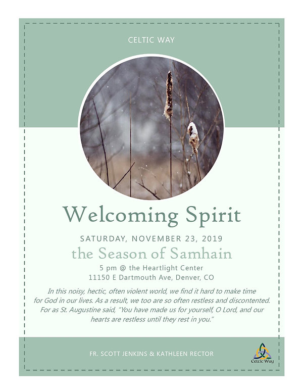 Welcoming Spirit_NOVEMBER_FACEBOOK POST_