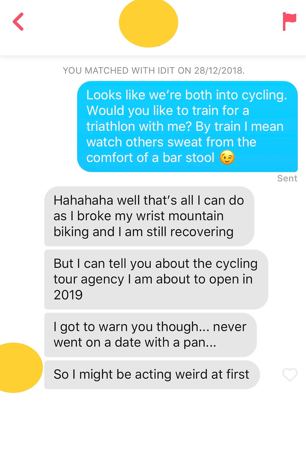 Tinder icebreakers that work
