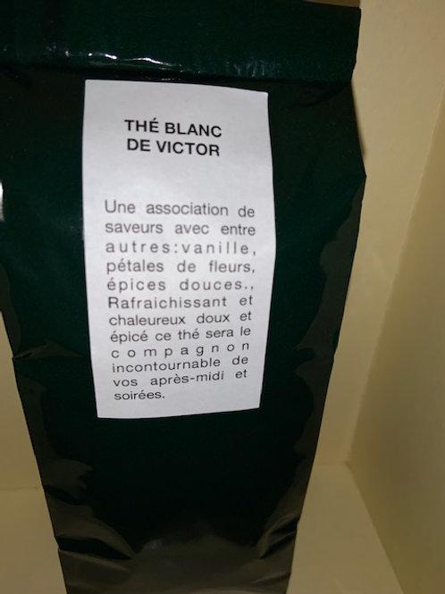 Thé blanc de Victor