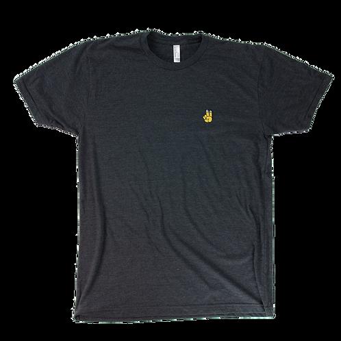 Kölsch Peace T-Shirt ohne Backprint - bläck