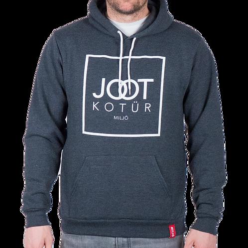 Joot Kotür Hoodie // Heather Bläck