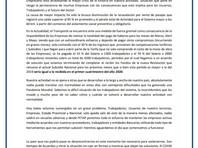 COMUNICADO DE FETAP