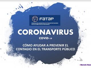 FETAP:   MEDIDAS CORONAVIRUS
