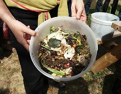 jardin potager bien être entreprise création animation de jardins potagers compost