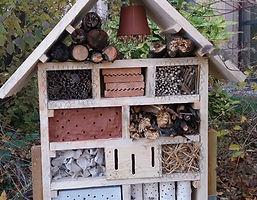 jardin potager bien être entreprise création animation de jardins potagers hotel a insecte