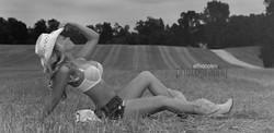 Arlene.field.layingdown