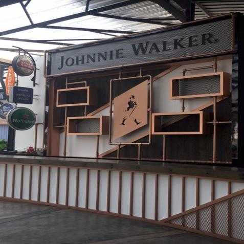 Johnnie Walker Bar