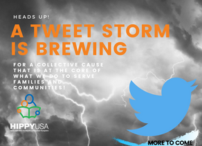 Upcoming Tweet Storm