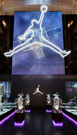 Space Jam Niketown NY 2017