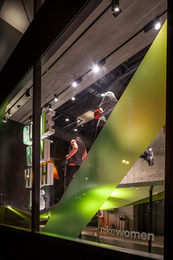 Nike Women's Half Marathon Window