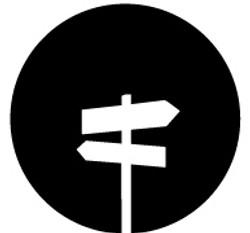 Kat Enyeart Logo for Crossroads VT