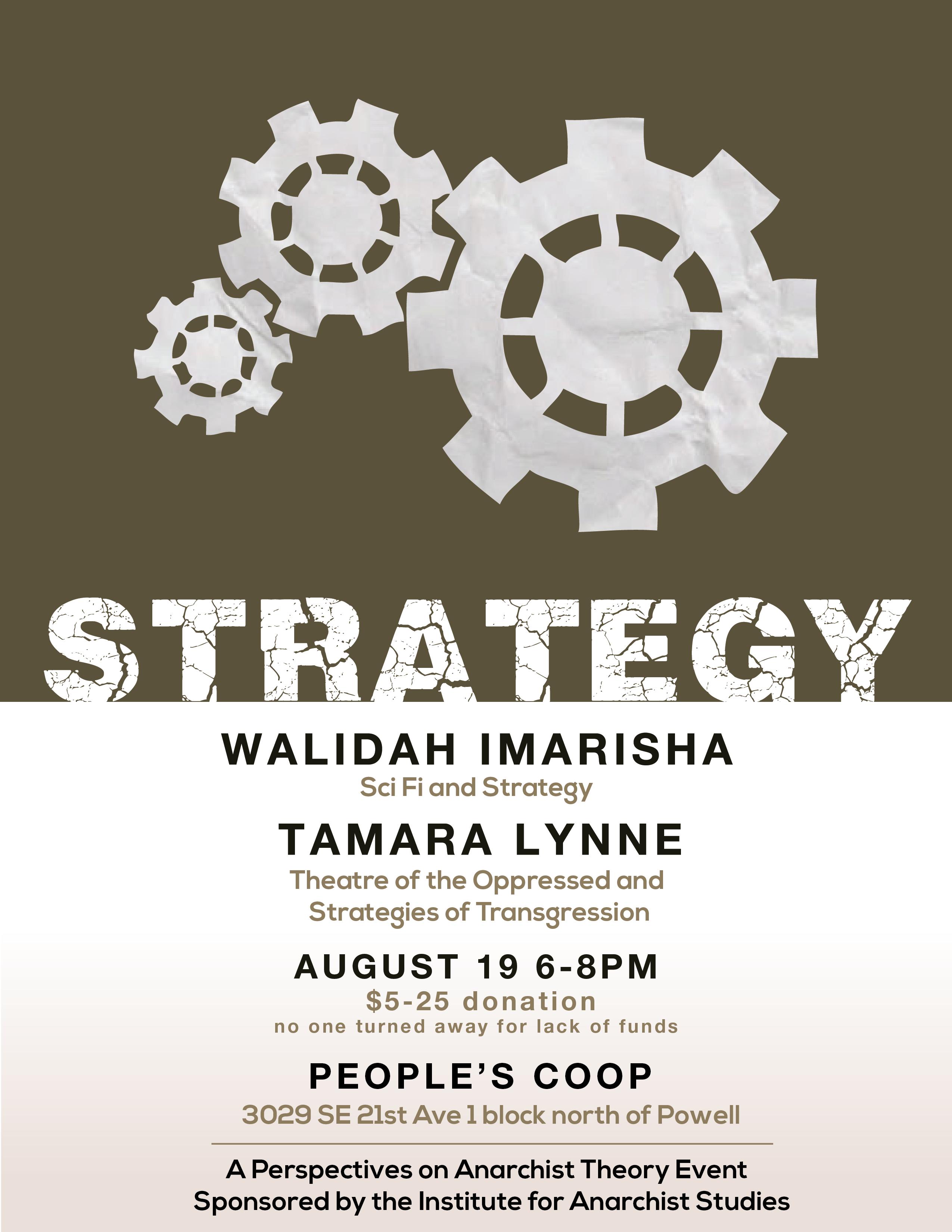 Kat Enyeart Poster for Speaker Event