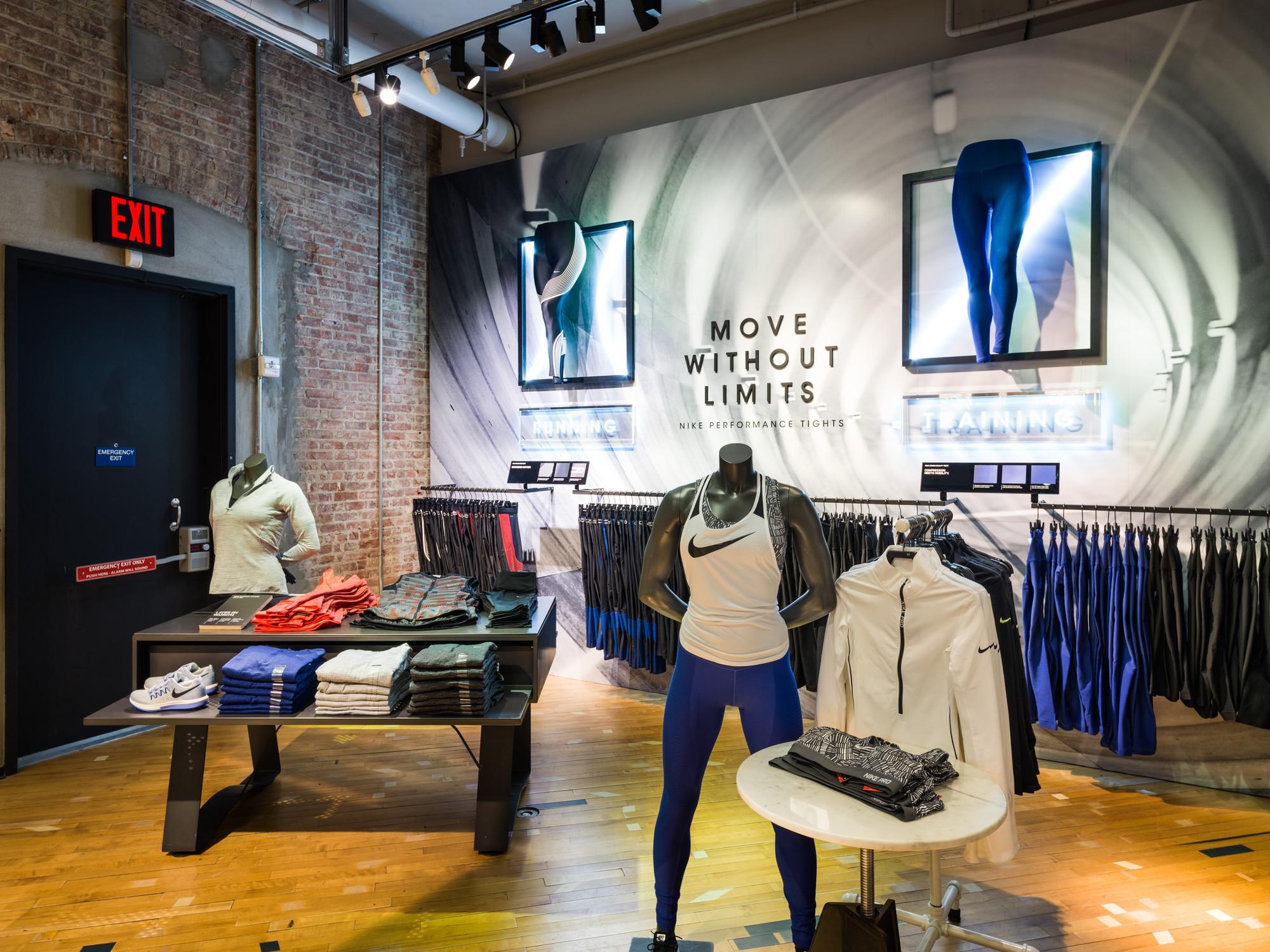 Nike Tights Flatiron Women's Wall