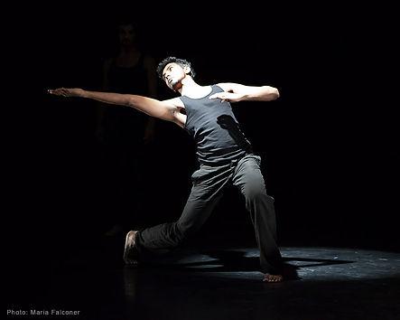 Sooraj Subramaniam. Photo by Maria Falconer courtesy of Balbir Singh Dance Company.
