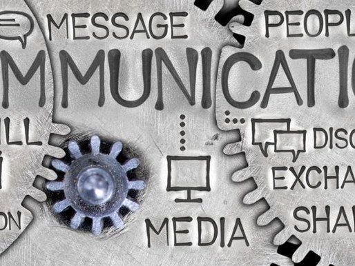 As a leader being able to effectively communicate is indispensable!