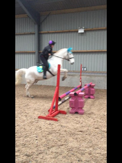 First time jumping 80cm