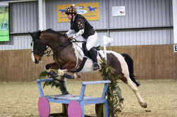 First win 70cm arena eventing