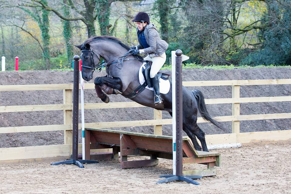 First arena eventing