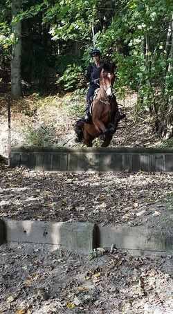 First xc lesson
