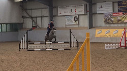 First course of jumps away from home