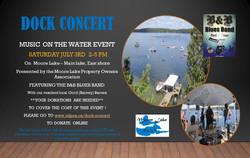 Dock Concert ad Final