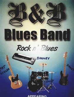 B&B Band Poster