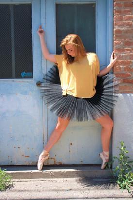 Adv. Company Dancer, Hannah 2017