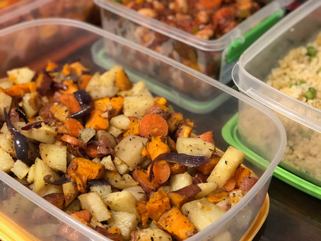 MEAL PREP - A COMPLETE BEGINNER'S GUIDE