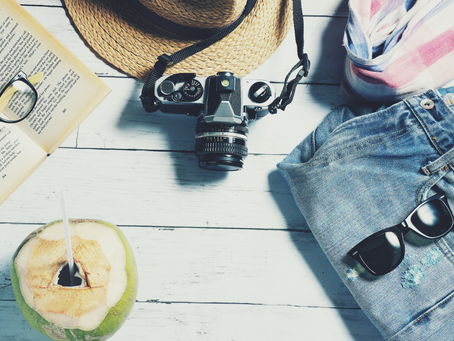 6 Tips For Eating Healthy While Travelling