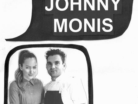 Johnny Monis + Anne Marler of Komi x Happy Gyro + Little Serow