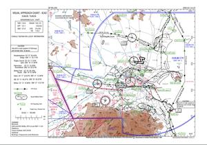 Dublin VFR Chart