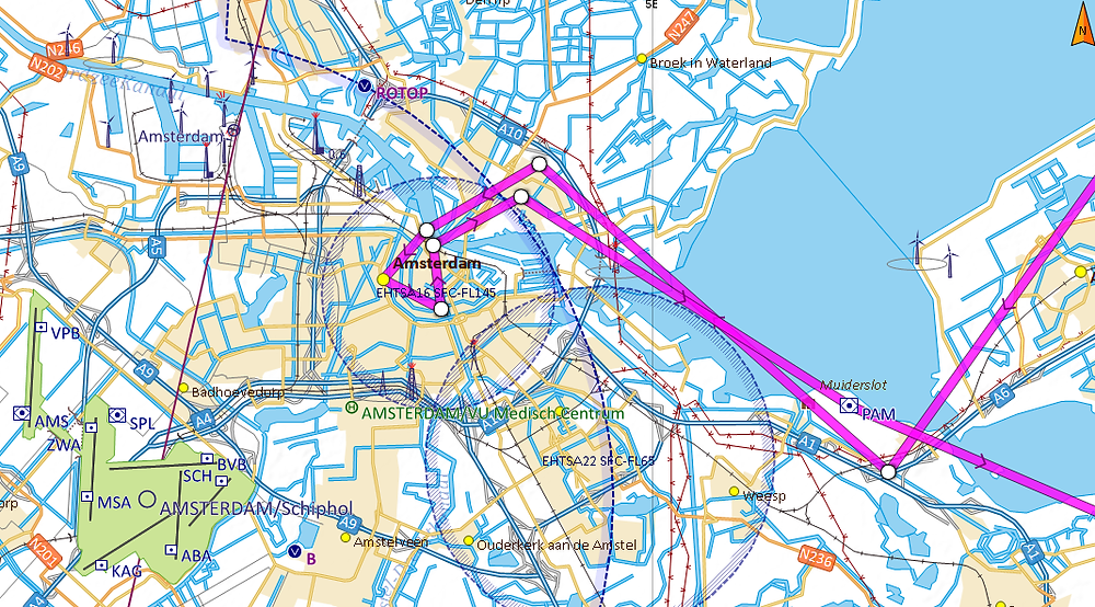 City Centre Routing