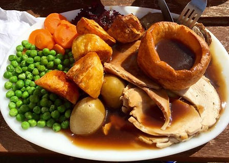 Sunday Roast at the Dog and Pheasant East Mersea