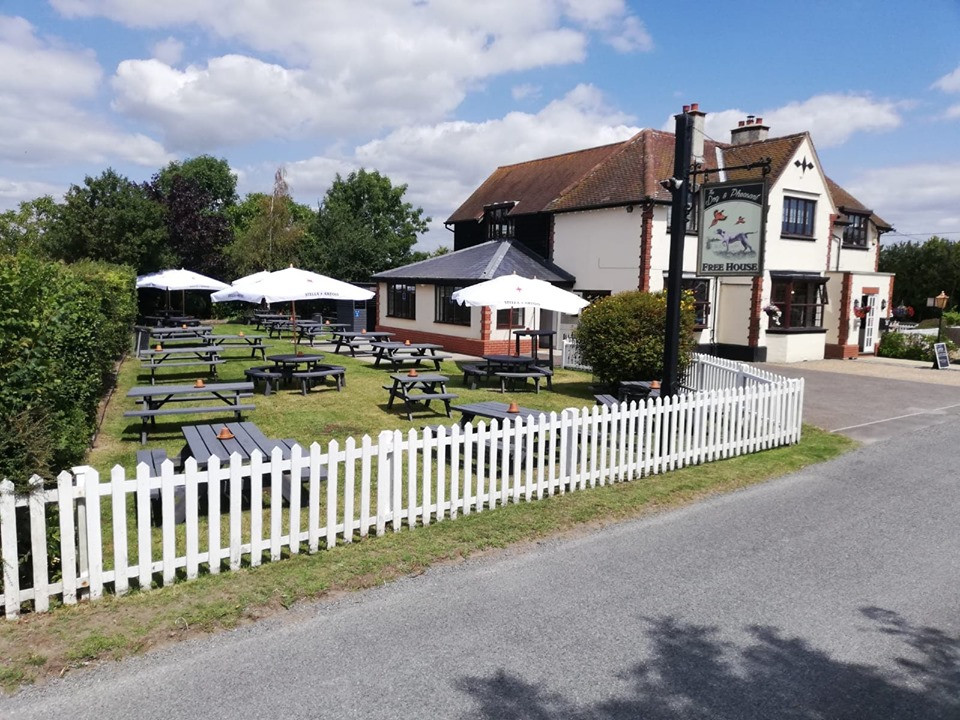 The Dog and Pheasant East Mersea