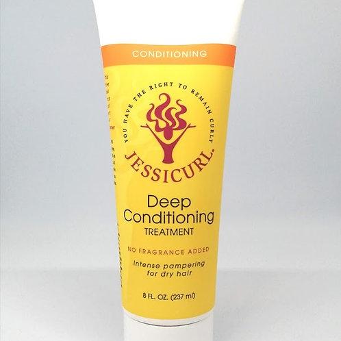Jessicurl Deep Conditioning Treatment - No fragrance - 235 ml (8oz.)