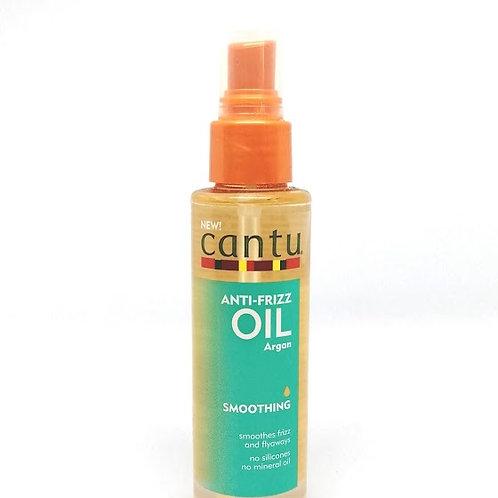 Cantu - Anti-Frizz Oil Argan - 118 ml (4 fl. oz.)
