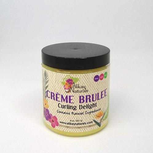 Alikay Naturals - Crème Brulee Curling Delight - 227 g (8 oz.)