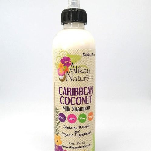 Alikay Naturals - Caribbean Coconut Milk Shampoo - 236 ml (8 oz.)