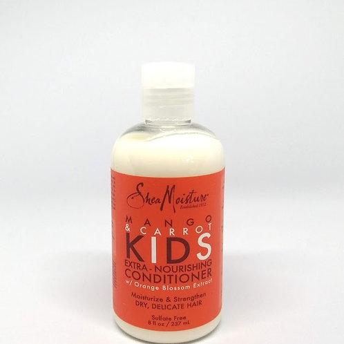 Shea Moisture - Mango & Carrot Kids Conditioner - 237 ml (8 fl. oz.)