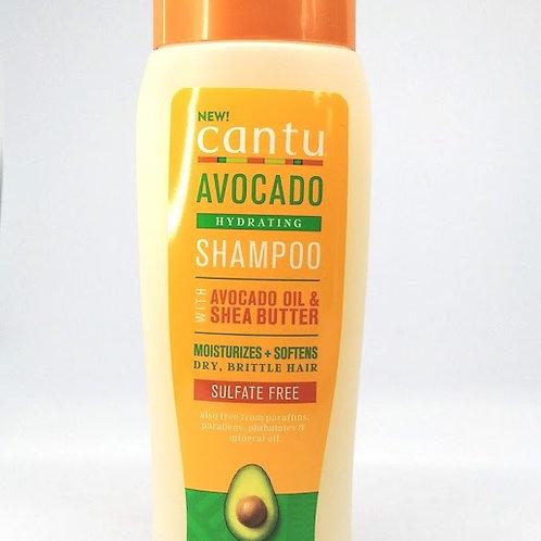 Cantu Avocado - Hydrating Shampoo - 400 ml (13.5 fl. oz.)