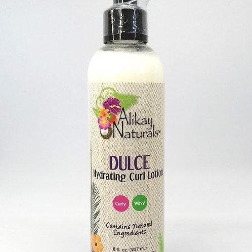 Alikay Naturals  - Dulce Hydrating Curl Lotion - 237 ml (8 fl. oz.)