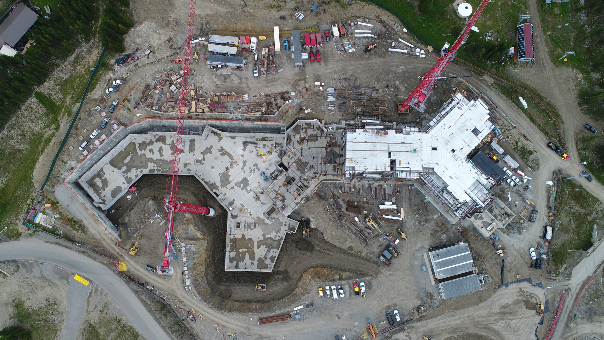 August 2019 Site Aerial