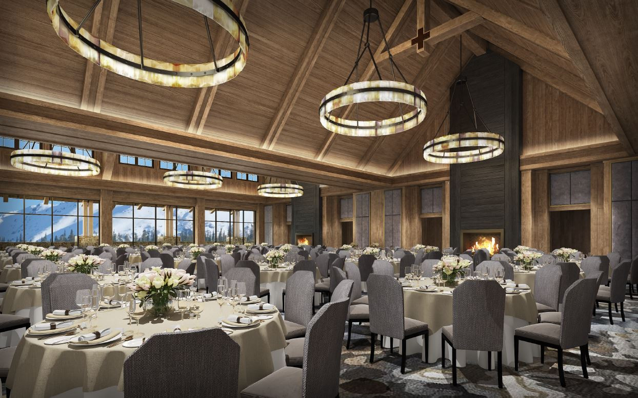 The Great Hall Rendering