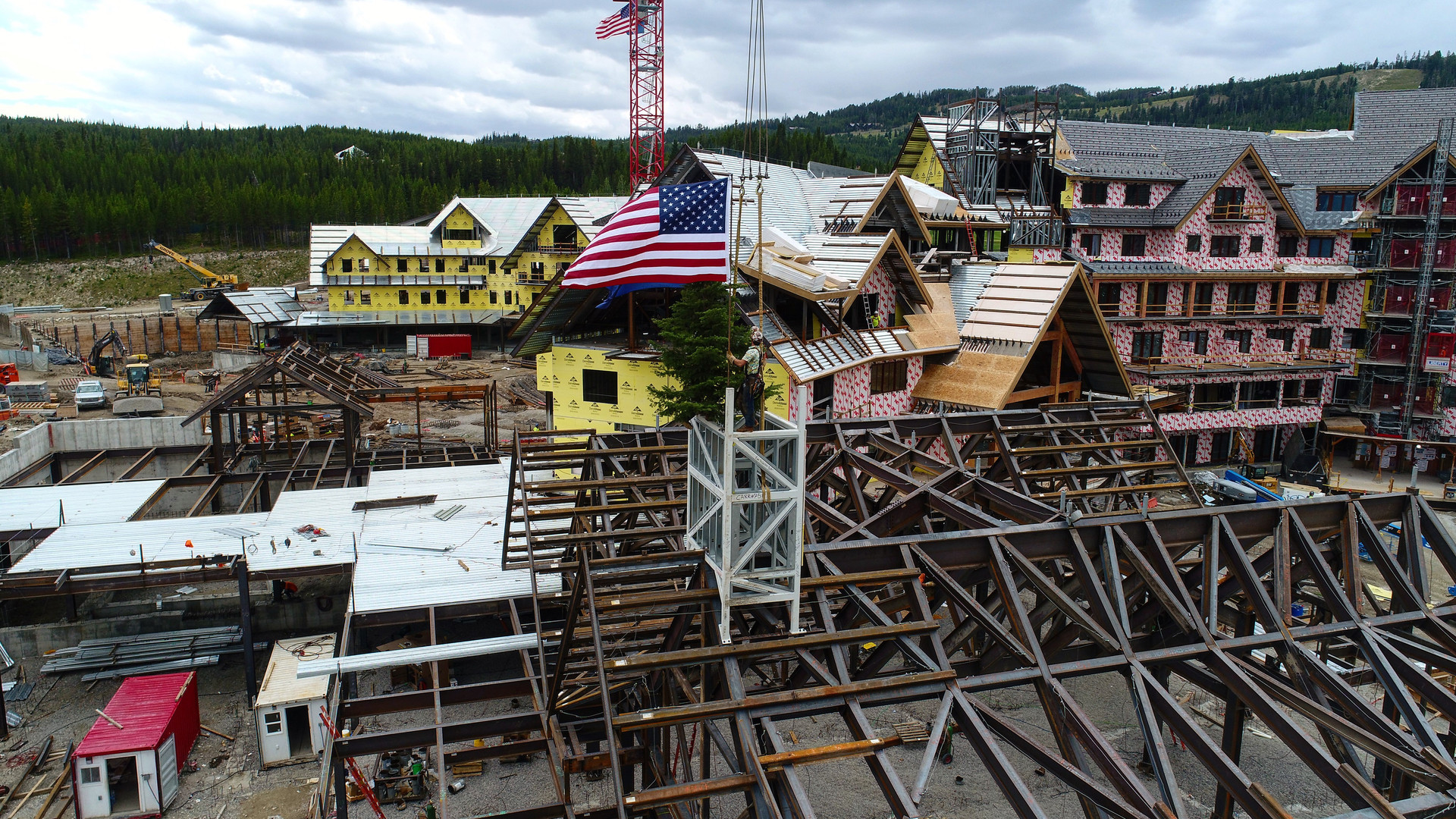 Topping Out 8.13.20