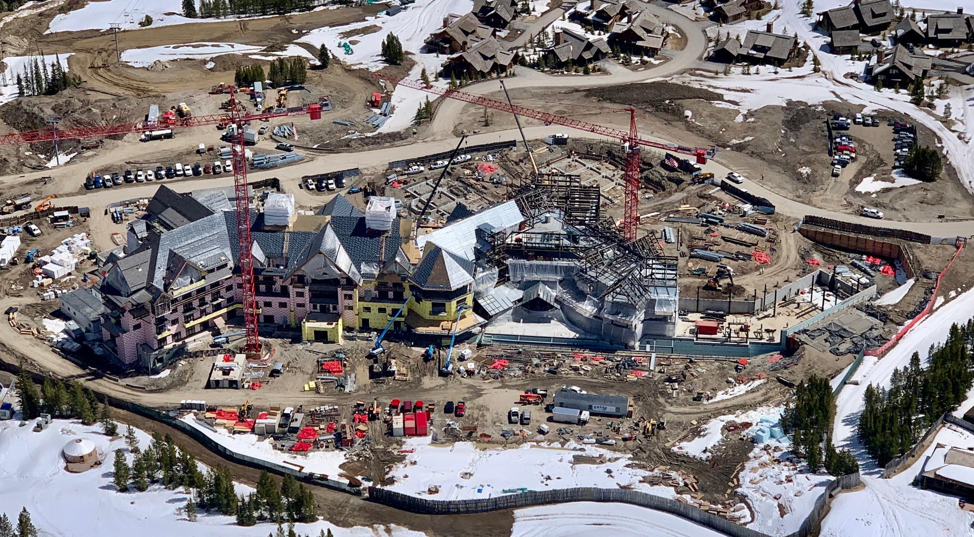 April 2020 Site Aerial