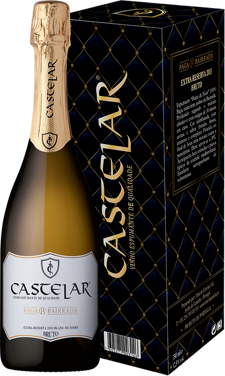 Sparkling Wine Castelar Extra Reserve Baga Bairrada
