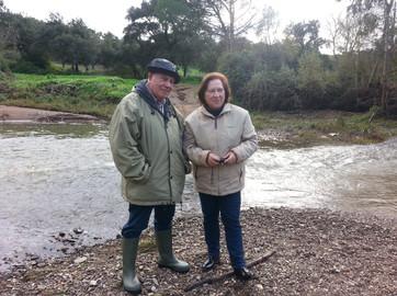José Paiva e Helena Paiva