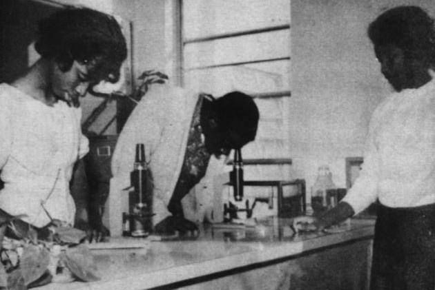 Matthews-Scippio Science Laboratory