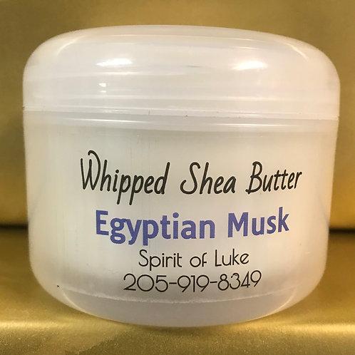 Egyptian Musk Whipped Shea Butter