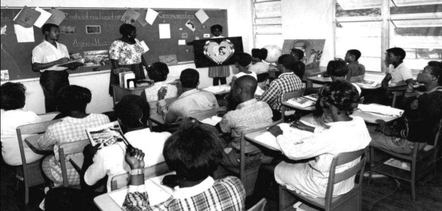 Matthews-Scippio Classroom